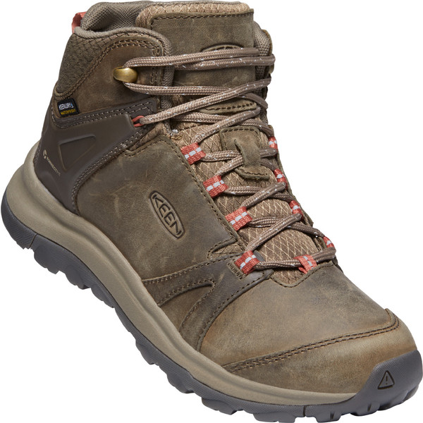 Keen TERRADORA II LEATHER MID WP Naiset
