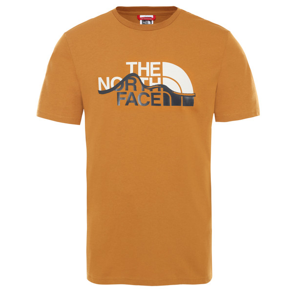 The North Face MEN' S S/S MOUNT LINE TEE Miehet