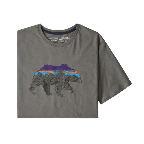Patagonia M' S BACK FOR GOOD ORGANIC T-SHIRT Miehet