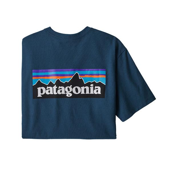 Patagonia M' S P-6 LOGO RESPONSIBILI-TEE Miehet