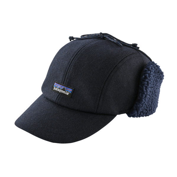 Patagonia RECYCLED WOOL EAR FLAP CAP Unisex