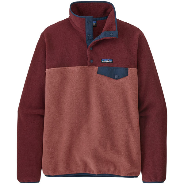 Patagonia W' S LW SYNCH SNAP-T P/O Naiset