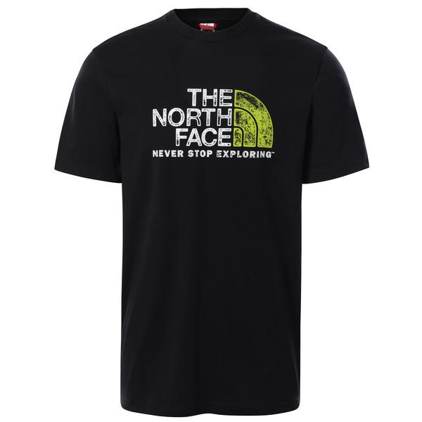 The North Face M S/S RUST 2 TEE Miehet