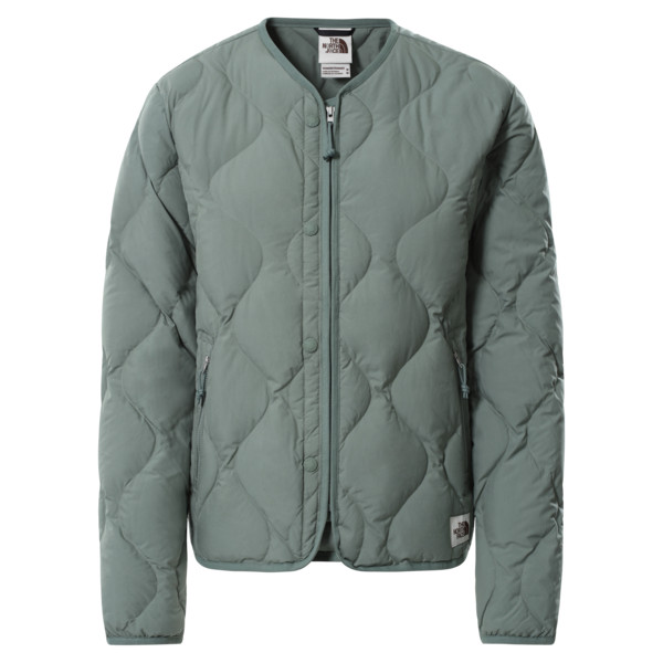 The North Face W M66 DOWN JACKET Naiset