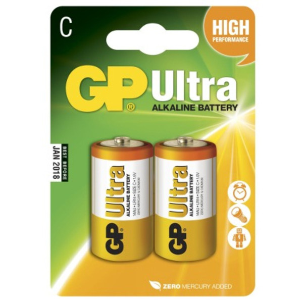 GP Batteries GP ULTRA C