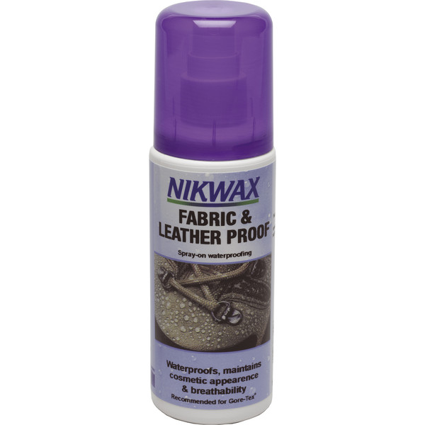 Nikwax FABRIC &  LEATHER PROOF SPRAY-ON