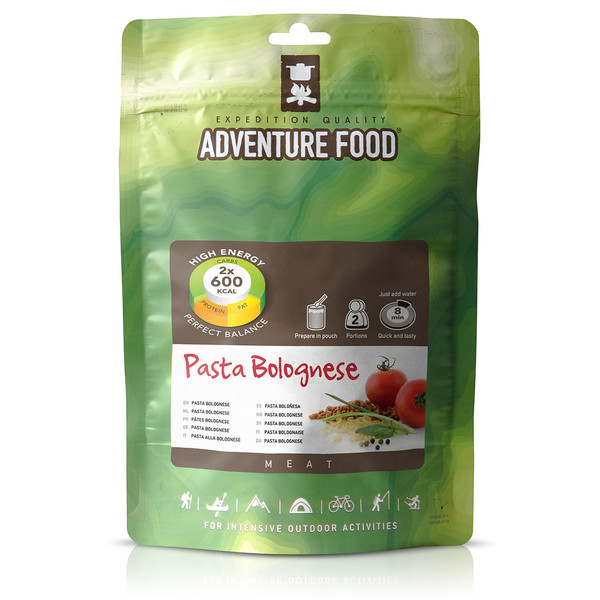 Adventure Food PASTA BOLOGNESE 2