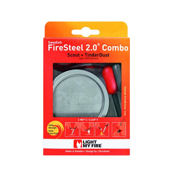 Light my Fire FIRESTEEL 2.0 COMBO
