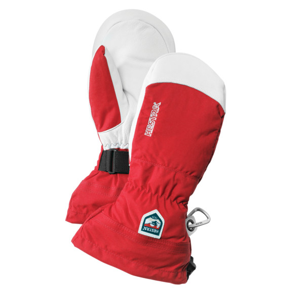 Hestra ARMY LEATHER HELI SKI - MITT Miehet