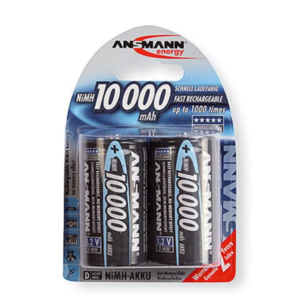 Ansmann D-AKKUKENNO 10000