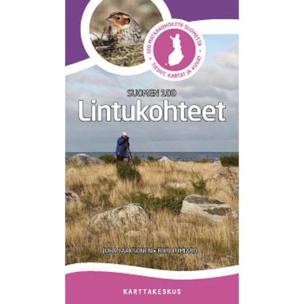 Kirja SUOMEN 100 LINTUKOHTEET