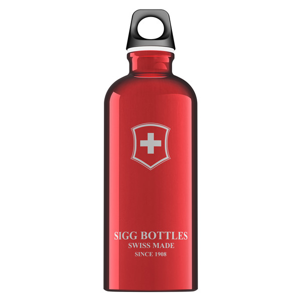 Sigg SWISS EMBLEM RED 0.6L