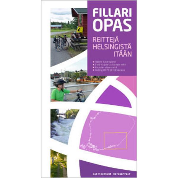 Kirja FILLARIOPAS - REITTEJÄ HELSINGISTÄ ITÄÄN