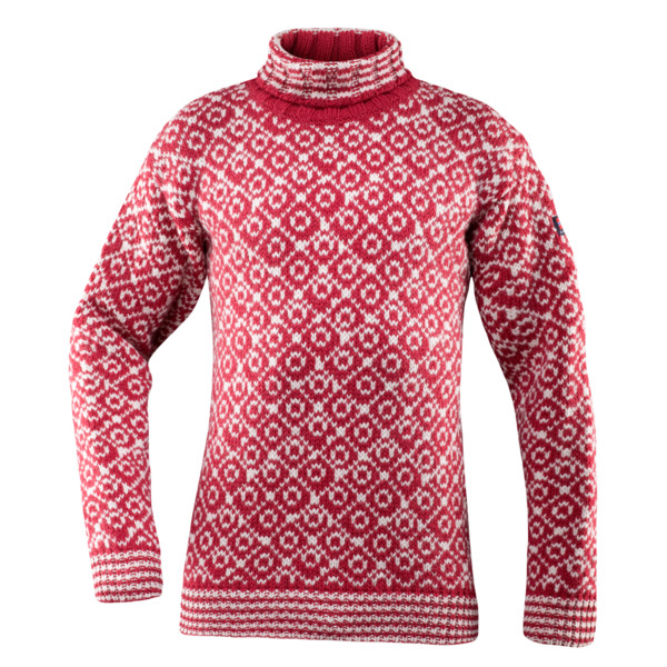 Devold SVALBARD SWEATER HIGH NECK Unisex