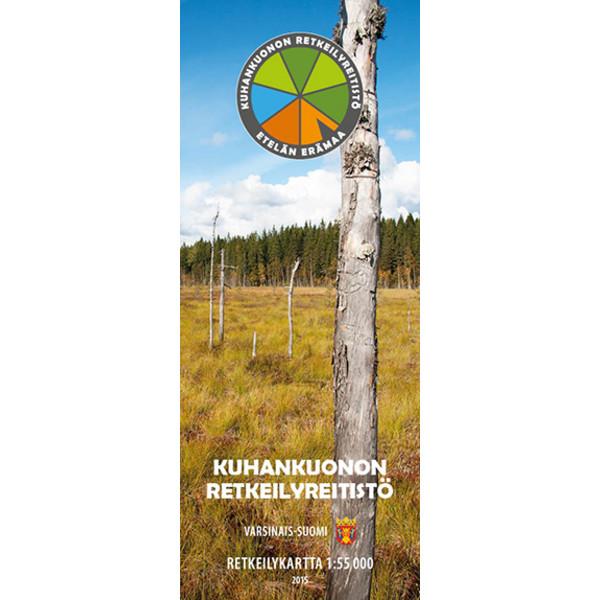 Kirja KUHANKUONON RETKEILYREITISTÖ