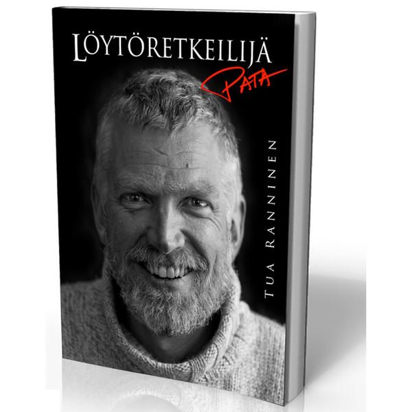 Kirja LÖYTÖRETKEILIJÄ PATA