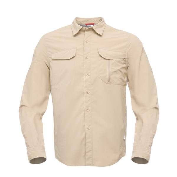 The North Face M LS SEQUOIA SHIRT Miehet
