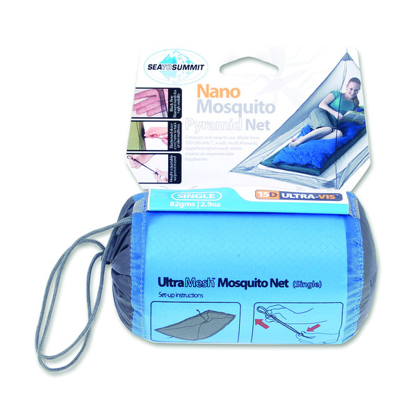 Sea to Summit NANO MOSQUITO NET SINGLE