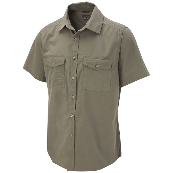 Craghoppers KIWI SHORT-SLEEVED SHIRT Miehet