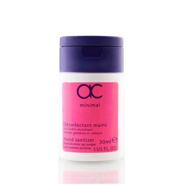 Annecy Cosmetics HAND SANITIZER MINIMAL