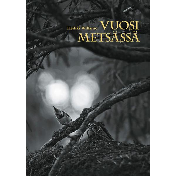 Kirja VUOSI METSÄSSÄ