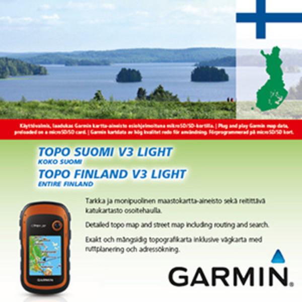 TOPO FINLAND V3 PRO - ENTIRE COUNTRY