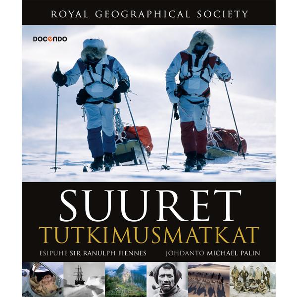 Kirja SUURET TUTKIMUSMATKAT