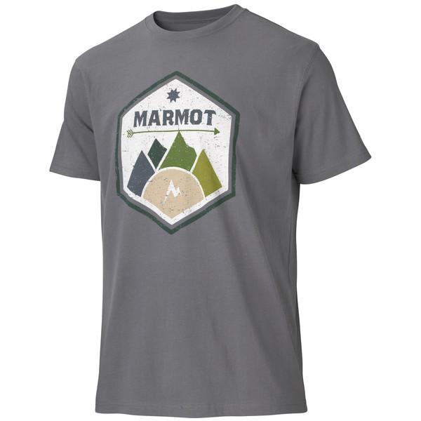 Marmot BADGE TEE SS Miehet