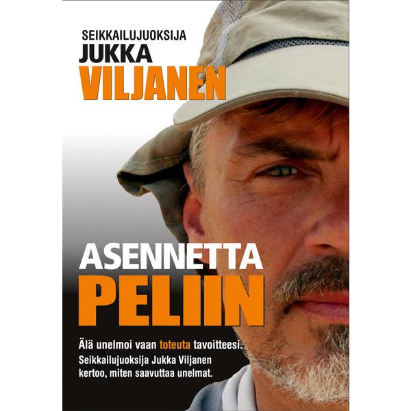 Kirja ASENNETTA PELIIN