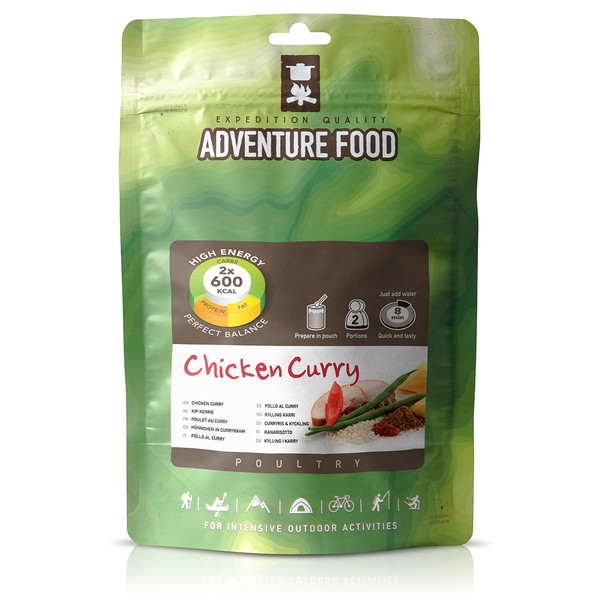Adventure Food CHICKEN CURRY 2