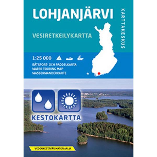 Karttakeskus LOHJANJÄRVI