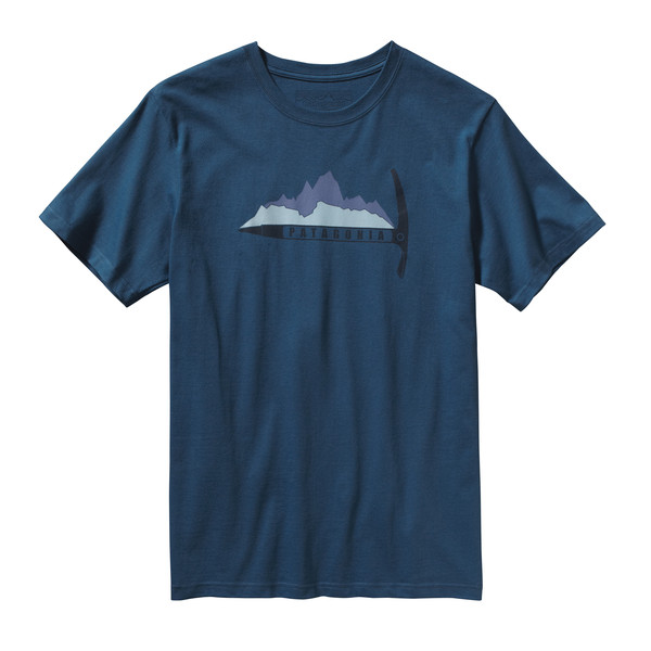 Patagonia M' S DAY-TO-DAY PIOLET COTTON T-SHIRT Miehet