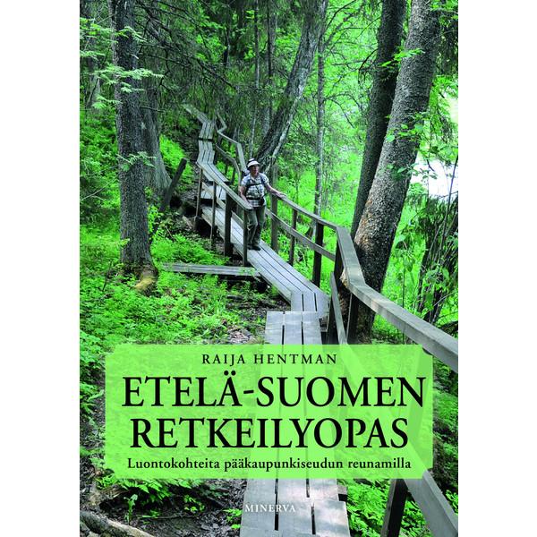 Kirja ETELÄ-SUOMEN RETKEILYOPAS