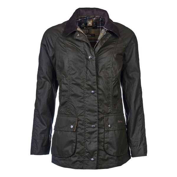 Barbour CLASSIC BEADNELL WAX JACKET Naiset