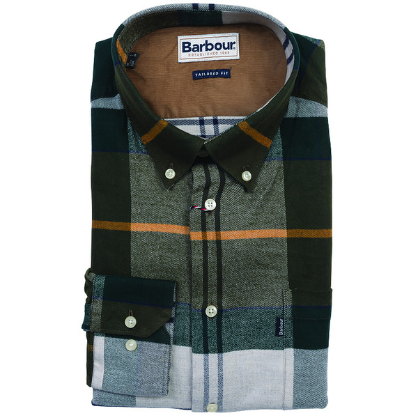 Barbour JOHN (RG) SHIRT Miehet