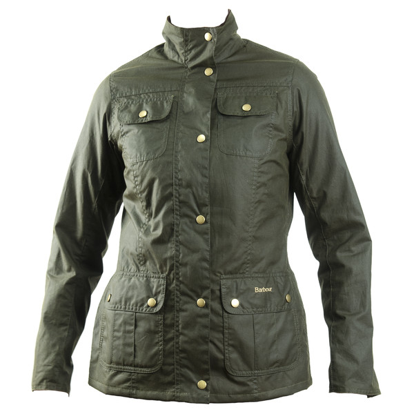 Barbour EMMA WAX JACKET Naiset