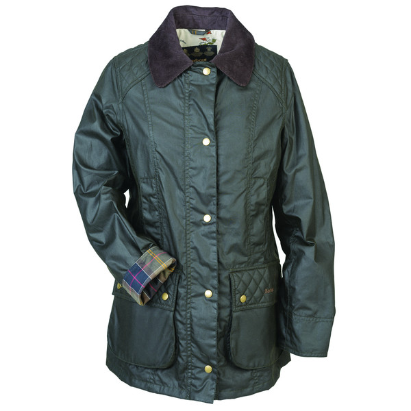 Barbour GRIMWITH WAX JACKET Naiset