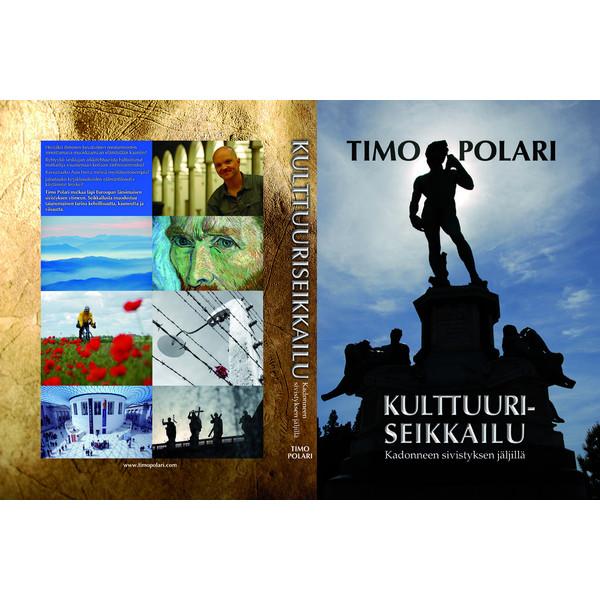 Kirja KULTTUURISEIKKAILU  -KADONNEEN SIVISTYKSEN JÄLJILLÄ