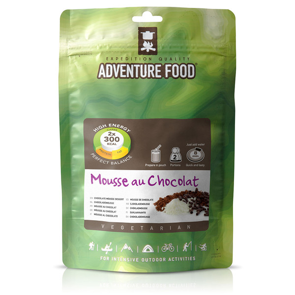 Adventure Food CHOCOLATE MOUSSE 2