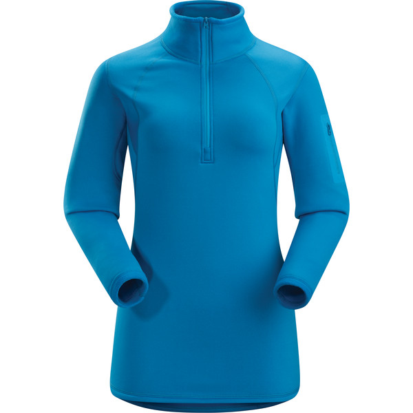 Arc' teryx RHO AR ZIP NECK WOMEN' S Naiset