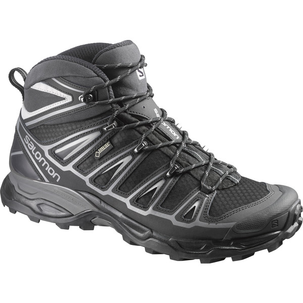 Salomon X ULTRA MID 2 SPIKES GTX Miehet