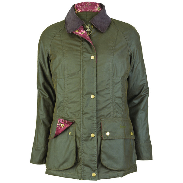 Barbour TORS WAX JACKET W Naiset