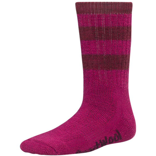 Smartwool KID' S STRIPED HIKE MID Lapset