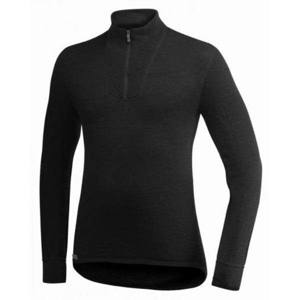 Woolpower ZIP TURTLENECK 400 Unisex