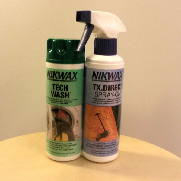 Nikwax TWIN PACK TECH WASH + TX.DIRECT SPRAY-ON
