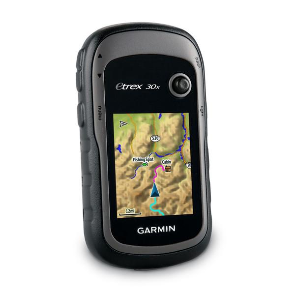 Garmin ETREX 30X GPS WESTERN EUROPE