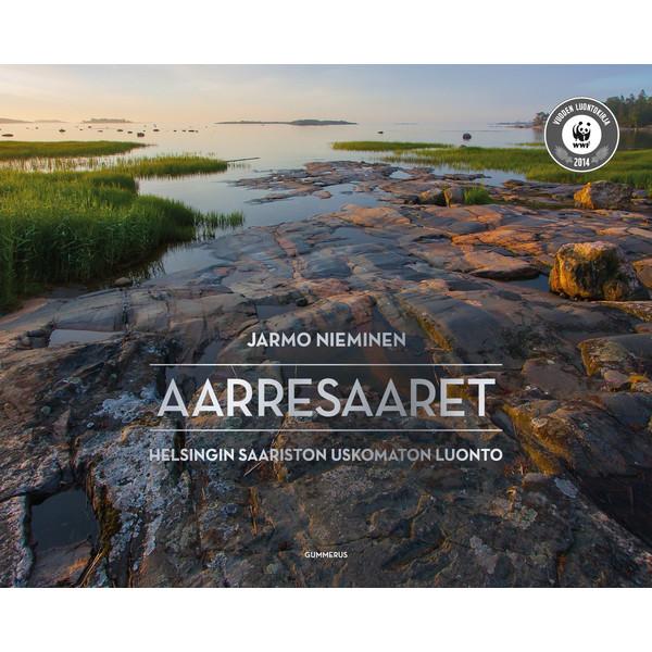 Kirja Aarresaaret Helsingin Saariston Uskomaton Luonto Partioaitta