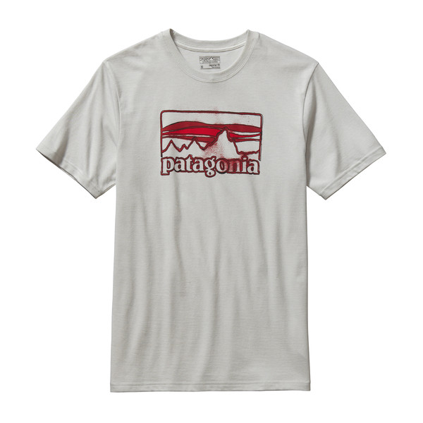 Patagonia M S SPRUCED ´73 LOGO COTTON T-SHIRT Miehet
