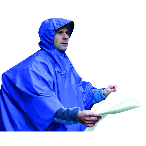 Sea to Summit NYLON WATERPROOF TARP-PONCHO Unisex