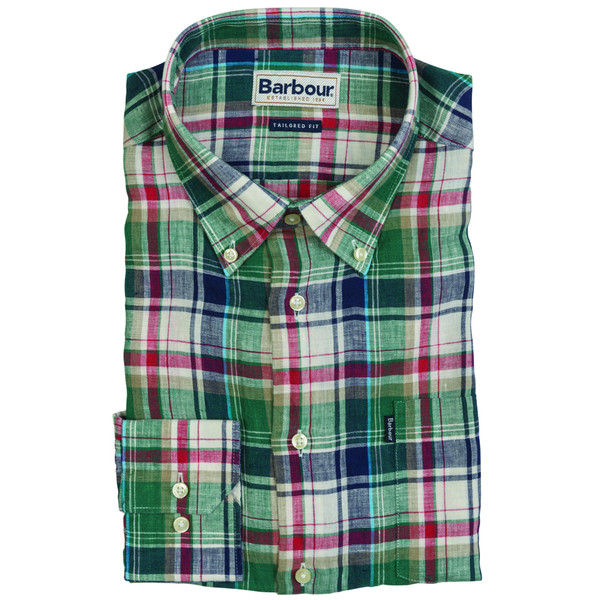Barbour BERNARD SHIRT Miehet